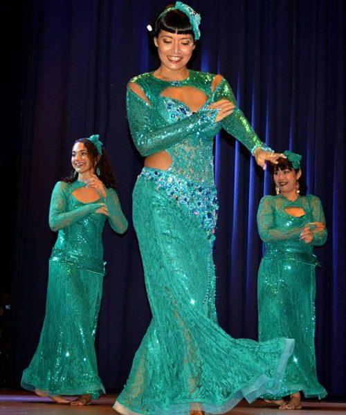 Mouna May Mailissa Dansgroep