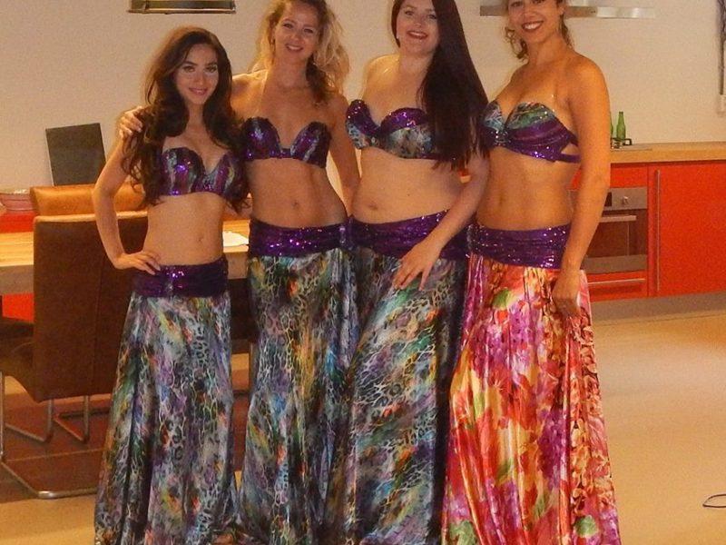 Kostuums (Buik) dansgroep Kismet
